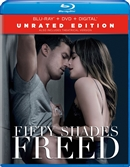 (Releases 2018/05/08) Fifty Shades Freed 03/18 Blu-ray (Rental)