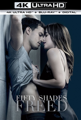 Fifty Shades Freed 4K UHD Blu-ray (Rental)