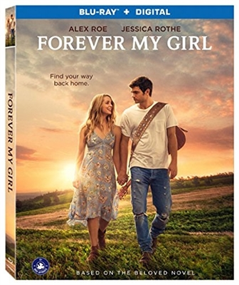 Forever My Girl 03/18 Blu-ray (Rental)
