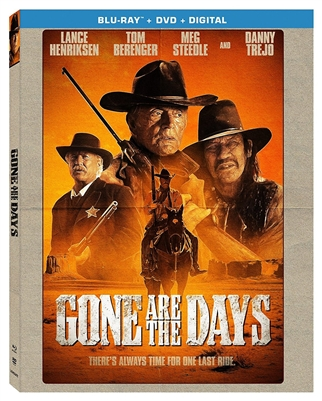 Gone Are The Days 03/18 Blu-ray (Rental)