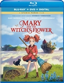 (Releases 2018/05/01) Mary and The Witch's Flower 03/18 Blu-ray (Rental)