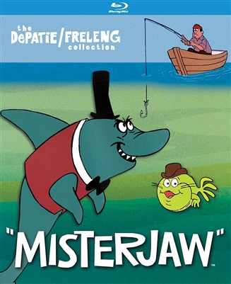 Misterjaw 1974-75 34 Cartoons Disc 2 Blu-ray (Rental)