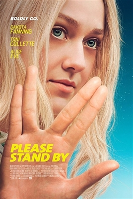 Please Stand By 03/18 Blu-ray (Rental)