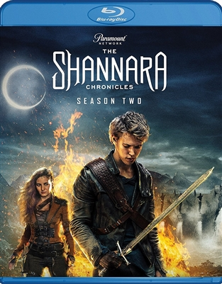 Shannara Chronicles Season 2 Disc 3 Blu-ray (Rental)