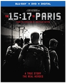 15:17 To Paris 04/18 Blu-ray (Rental)
