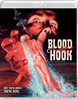 (Releases 2018/05/01) Blood Hook 04/18 Blu-ray (Rental)
