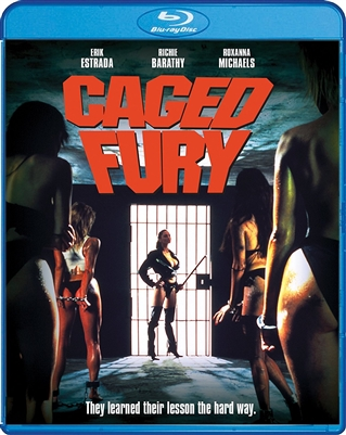 (Releases 2018/05/08) Caged Fury 04/18 Blu-ray (Rental)