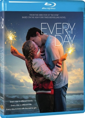 Every Day 04/18 Blu-ray (Rental)