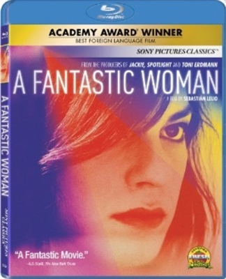 Fantastic Woman 04/18 Blu-ray (Rental)