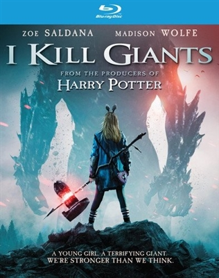 I Kill Giants 04/18 Blu-ray (Rental)