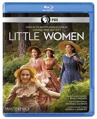 (Releases 2018/05/22) Masterpiece: Little Women 04/18 Blu-ray (Rental)