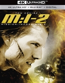 Mission: Impossible 2 4K UHD 04/18 Blu-ray (Rental)