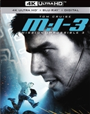 Mission: Impossible 3 4K UHD 04/18 Blu-ray (Rental)