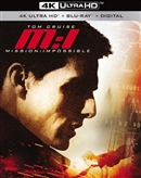 Mission: Impossible 4K UHD Blu-ray (Rental)