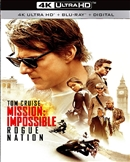 Mission: Impossible - Rogue Nation 4K UHD Blu-ray (Rental)