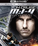 Mission: Impossible Ghost Protocol 4K UHD Blu-ray (Rental)