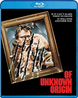 Of Unknown Origin 04/18 Blu-ray (Rental)
