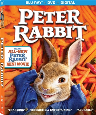 Peter Rabbit 04/18 Blu-ray (Rental)