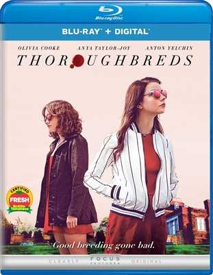 Thoroughbreds 04/18 Blu-ray (Rental)