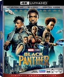 (Releases 2018/05/15) Black Panther 4K UHD Blu-ray (Rental)