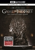 (Releases 2018/06/05) Game of Thrones Season 1 Disc 4 4K UHD Blu-ray (Rental)