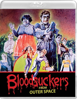 Blood Suckers from Outer Space 05/18 Blu-ray (Rental)
