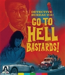 (Releases 2018/07/10) Detective Bureau 2-3 Go to Hell Bastards! Blu-ray (Rental)