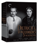 (Pre-order - ships 07/03/18) Dietrich and von Sternberg in Hollywood - Scarlet Empress Blu-ray (Rental)