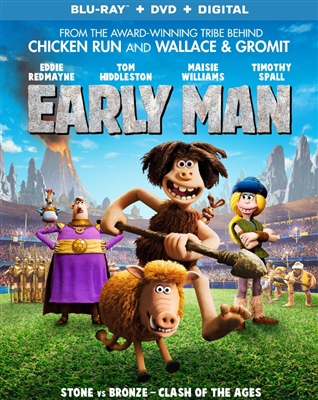 Early Man 05/18 Blu-ray (Rental)