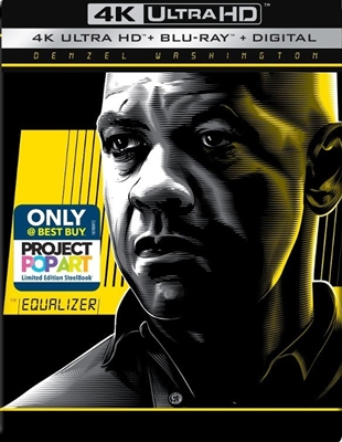 Equalizer 4K UHD Blu-ray (Rental)