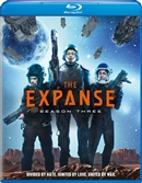 (Releases 2018/07/17) Expanse: Season 3 Disc 2 Blu-ray (Rental)