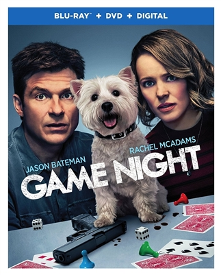Game Night 05/18 Blu-ray (Rental)
