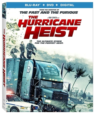 Hurricane Heist 05/18 Blu-ray (Rental)