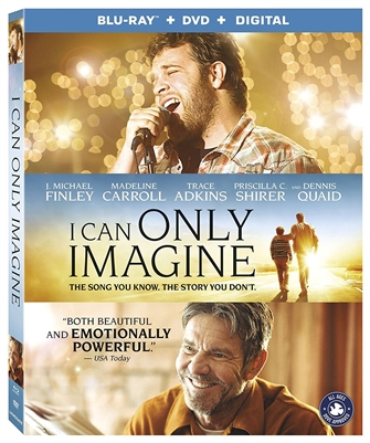I Can Only Imagine 05/18 Blu-ray (Rental)