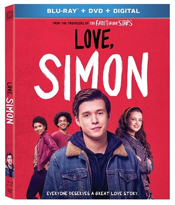 Love, Simon 05/18 Blu-ray (Rental)