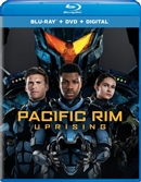 Pacific Rim Uprising 05/18 Blu-ray (Rental)