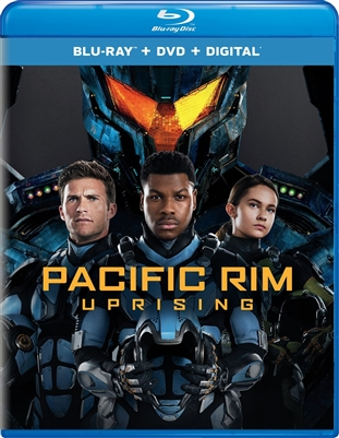 (Releases 2018/06/19) Pacific Rim Uprising 05/18 Blu-ray (Rental)