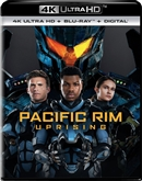 Pacific Rim Uprising 4K UHD Blu-ray (Rental)