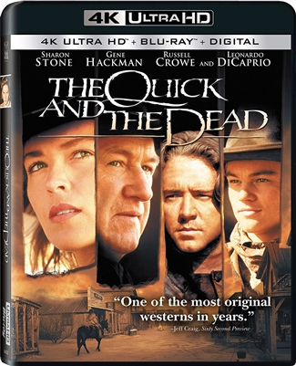 Quick and the Dead 4K UHD Blu-ray (Rental)