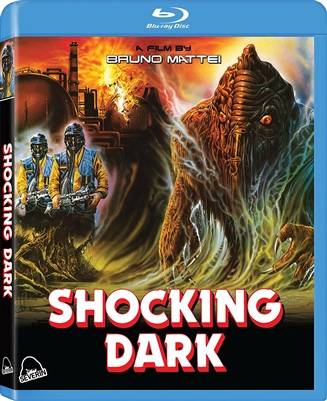 Shocking Dark 05/18 Blu-ray (Rental)