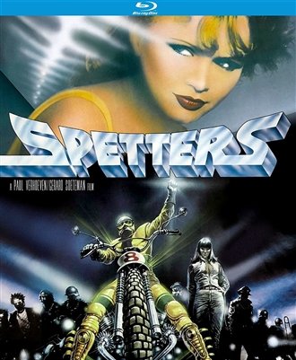 Spetters 05/18 Blu-ray (Rental)