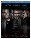 Spinning Man 05/18 Blu-ray (Rental)