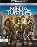 (Pre-order - ships 07/17/18) Teenage Mutant Ninja Turtles 2014 4K UHD Blu-ray (Rental)