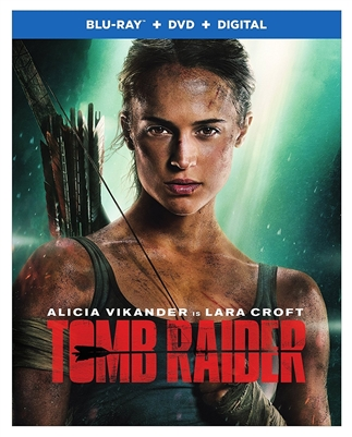 Tomb Raider 05/18 Blu-ray (Rental)