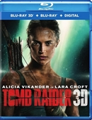 Tomb Raider 2018 3D Blu-ray (Rental)