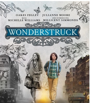 Wonderstruck 05/18 Blu-ray (Rental)