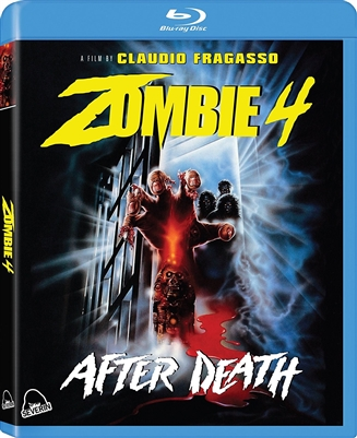 (Pre-order - ships 05/29/18) Zombie 4 - After Death 05/18 Blu-ray (Rental)