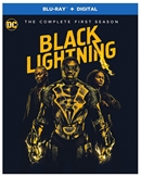 Black Lightning: Season 1 Disc 1 Blu-ray (Rental)