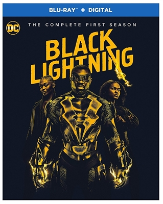 Black Lightning: Season 1 Disc 2 Blu-ray (Rental)