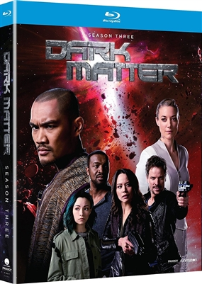 Dark Matter: Season 3 Disc 2 Blu-ray (Rental)
